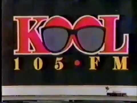 KXKL-FM Kool 105 Commercial (1987)