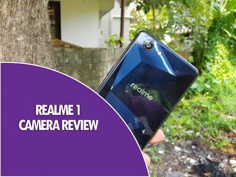 Oppo Realme 1 Camera Review