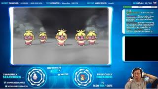 [LIVE] Shiny Smoochum! 6 Horde Encounters | Pokemon X/Y