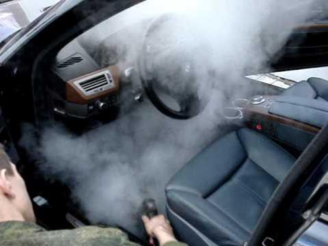 Чистка воздуховодов автомобиля своими руками