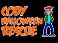 Cody Halloween Rescue - Inkagames