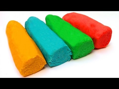 how to make your own playdough without cooking