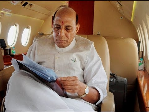 The Real Politik : Rajnath Singh - Full Episode