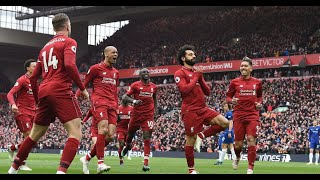 Liverpool vs. Chelsea 2019: 2-0 w/English Commentary