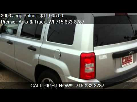 2009 Jeep Patriot Sport 2WD - for sale in Chippewa Falls, WI