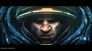 Starcraft 2 Wings of Liberty Brutal Playthrough - Mission 01 - Liberation Day
