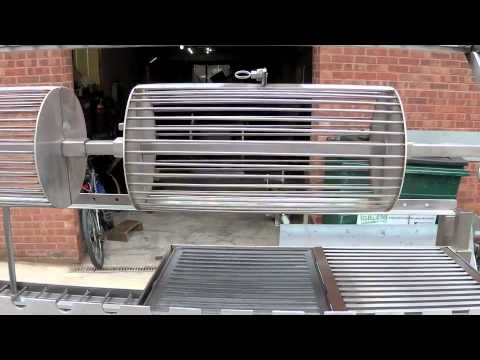 Souvlaki Souvla Rotisserie Grill with Hotplate and Griddle Music Videos