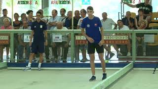 Campionato Europeo U18 2017 - Finale Italia - Slovacchia - Raffa 4/5