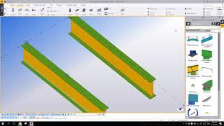 Cách để tạo 1 custom component đơn giản trong Tekla Structures