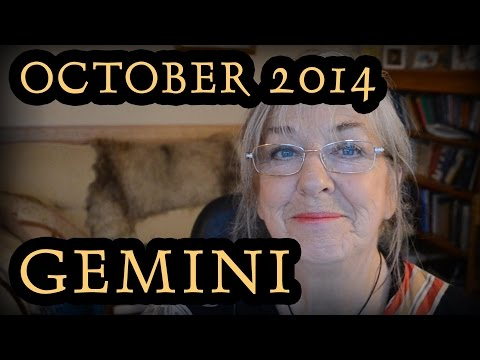Gemini Horoscope For October 2014 video