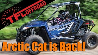 Arctic Cat is Coming Back to Off-Road in 2019