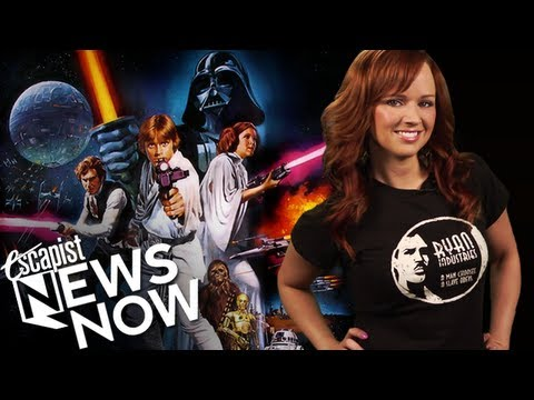 STAR WARS MOVIES COMING YEARLY 2015 (Escapist News Now)