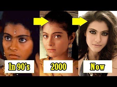 Kajol's Amazing Transformation   Dark Skin To Fair Skin