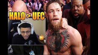 Myth on Mcgregor vs Khabib Fight, UFC and Sport on TV