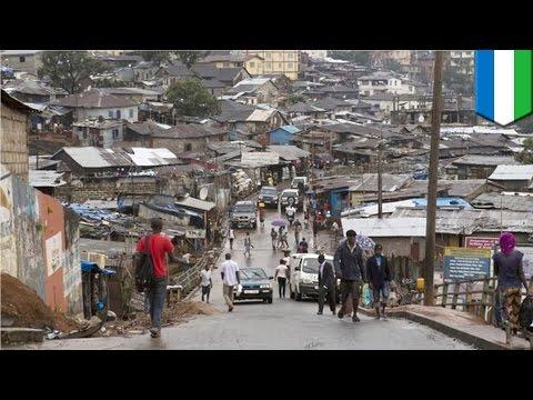 Ebola epidemic: Sierra Leone imposes national lockdown to contain disease