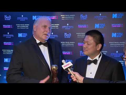 Horst Walther-Jones, general manager, Mövenpick Resort & Spa Jimbaran Bali
