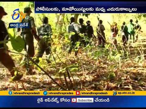 Encounter at Andhra-Odisha Border | Women Maoist Killed