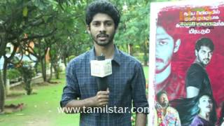 Hashim At Maiyam Movie Team Interview
