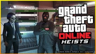 GTA 5 Heist - Hydra in Freemode, Bonus Payout, Heist Tutorial & More! (GTA 5 Online Heist DLC)