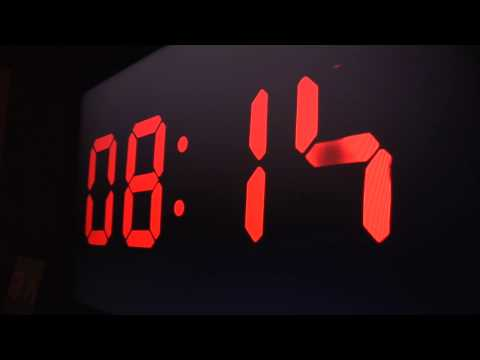 Real Time - Impression of the clocks