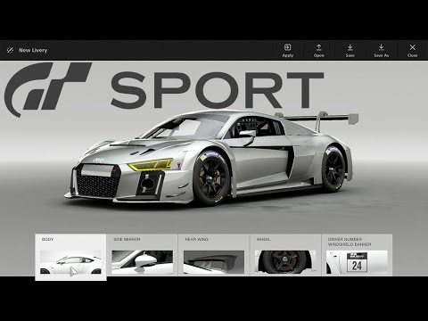 GT SPORT NEWS   Unveil, Release Date, Livery Editor & More