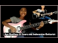 Afterlife by Avenged Sevenfold A7X (Cover Ayu Gusfanz 11 years Old)