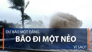 Dự báo một đằng, bão đi một nẻo: Vì sao? | VTC1