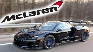 McLaren Senna - Hypercar Hits The Streets
