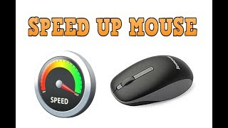 How To Speed Up The Mouse Pointer on Windows-7- 8- 10
