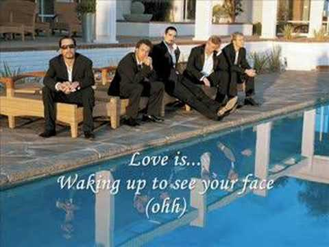 Backstreet Boys - Love Is