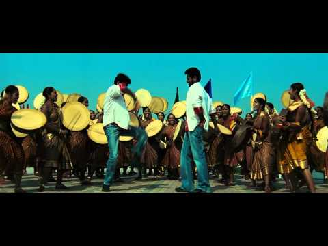 Pokkiri Tamil Movie Song Aadungada Hd video