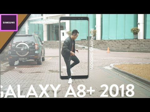 SAMSUNG GALAXY A8+ 2018 Review