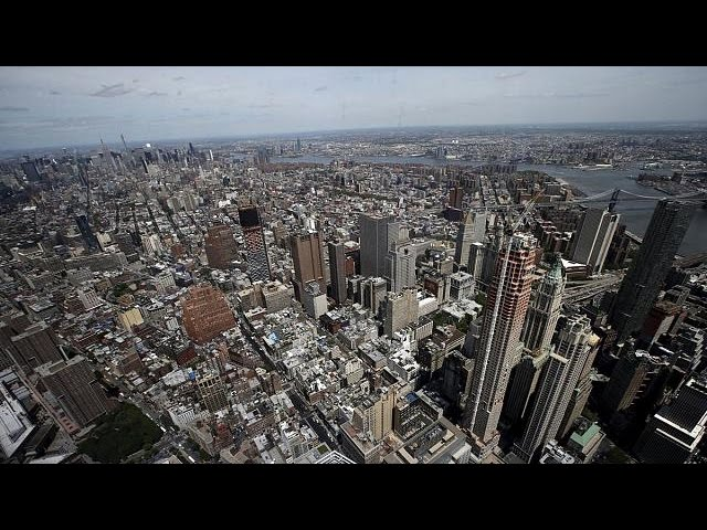 NYC's One World Observatory offers 360-degree views - no comment