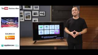 "LG 42LB5610 42"" Full HD LCD TV Reviewed by product expert - Appliances Online"
