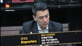 ENTREVISTA COM RUI COSTA - DIRETOR DE FUTEBOL DO ATLÉTICO