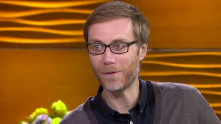 Stephen Merchant Tries Out Twitter's Best Pickup Lines   TODAY