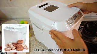 Tesco BM1333 Breadmaker - Review and Usage