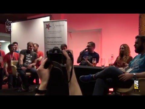 "II Warszawski Festiwal Piwa. Panel Dyskusyjny: ""Kraft Vs. Krafti"""