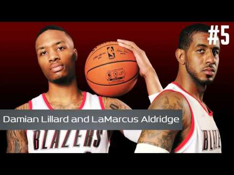Top 10 Duos in the NBA 2014   2015