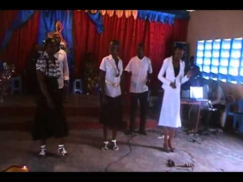 Sr. Rose Nzambi…Concert Playback au Camp Daipn, N'sele, Kinshasa