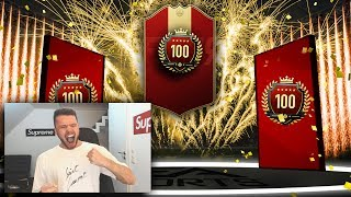 FIFA 19: MEINE TOP 100 PACKS 🔥🔥 FUT CHAMPIONS REWARDS