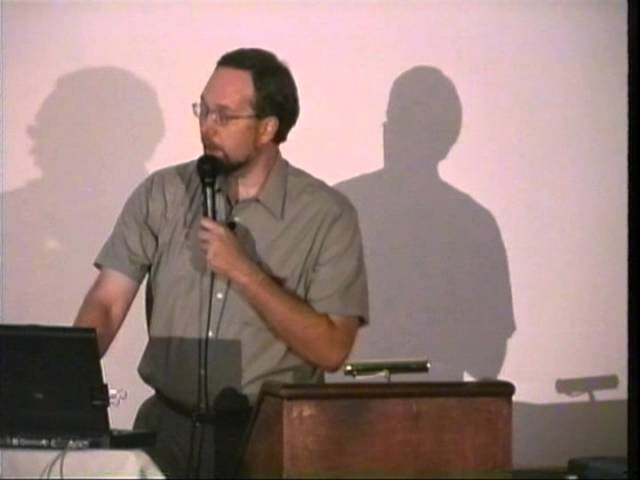 Ezekiel's Wheel & Chapter 1 Vision - Michael S. Heiser, PhD