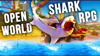 Maneater: Most Ambitious Open World RPG Shark Game EVER?
