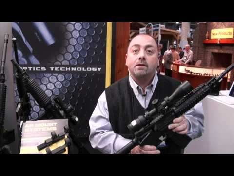 SHOT SHOW 2012: The Nikon P-223 Rifle Scope