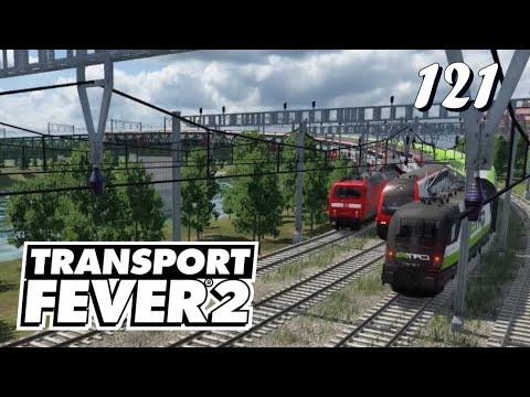 Transport Fever 2 S6/#121: Viel Verkehr und es wird noch mehr! [Lets Play][Deutsch]