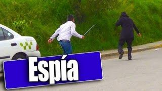 Espíando Personas | Broma Pesada En La Calle | Prankedy