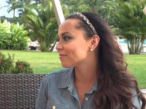 FULL INTERVIEW W/ Adrienne Bosh