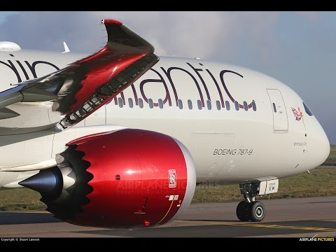 Virgin Atlantic Dreamliner Review 2016 - Food / Cabin / Toilets / Upper Class 787