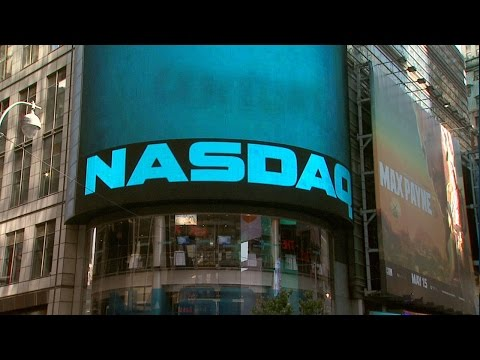 Nasdaq Extends Record Run; Mylan Pops on Perrigo Formal Offer