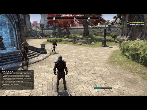 The Elder Scrolls Online Gameplay Walkthrough Part 39 - PC Ultra Settings Review Playthrough
